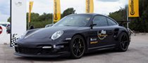 9ff Modified Porsche 911 Unleashed - TR 1000 Reaches 391 km/h