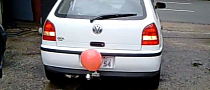A Balloon Makes for a Perfect Parking Sensor [Video]