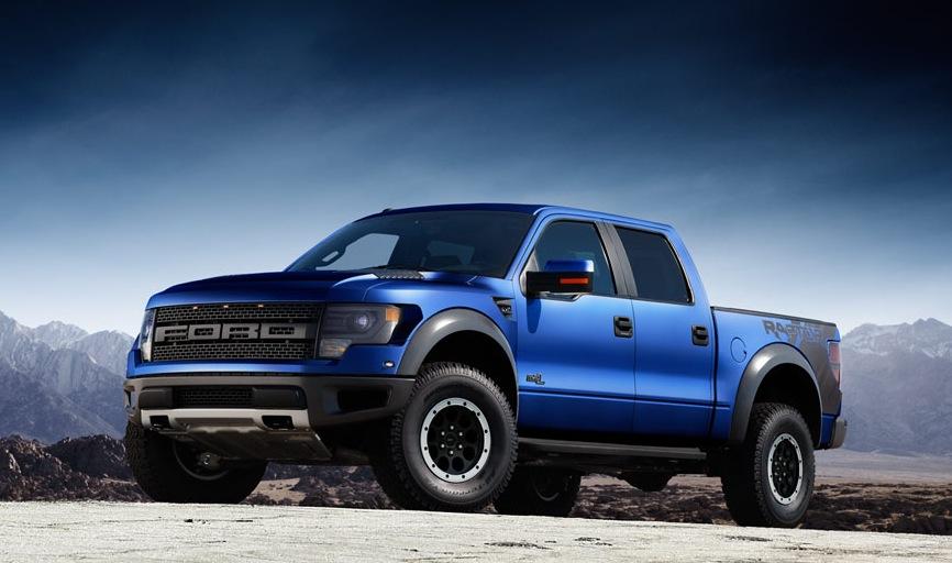 2014 Ford F 150 Svt Raptor >> High-Performance Pickup Trucks: A Deep Dive - autoevolution
