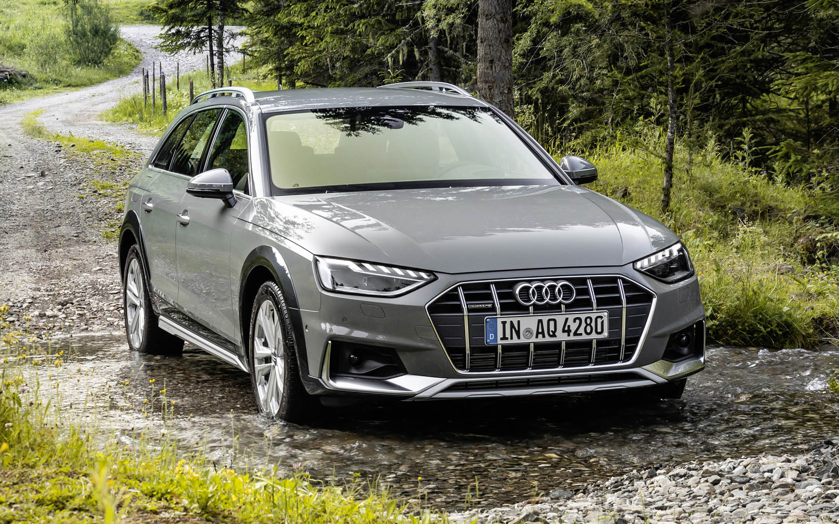 Here's a Detailed Look at the 2021 Audi A4 Allroad ...