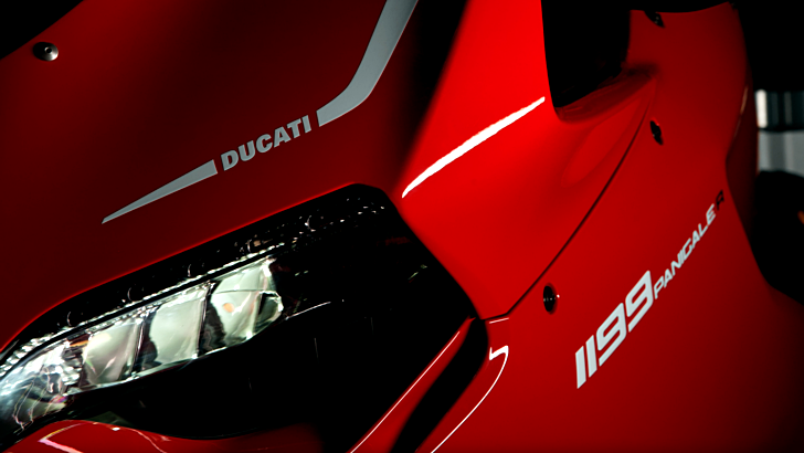 A Ducati 1199 Panigale Powered Volkswagen Sportscar Yes