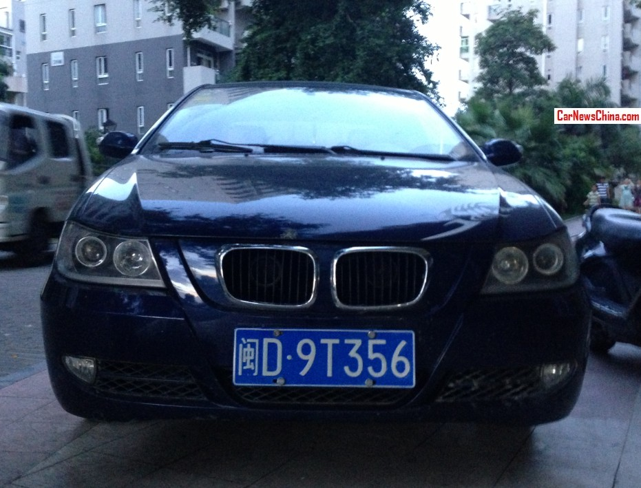 A Failed Transplant Operation Lifan 620 Wants To Look