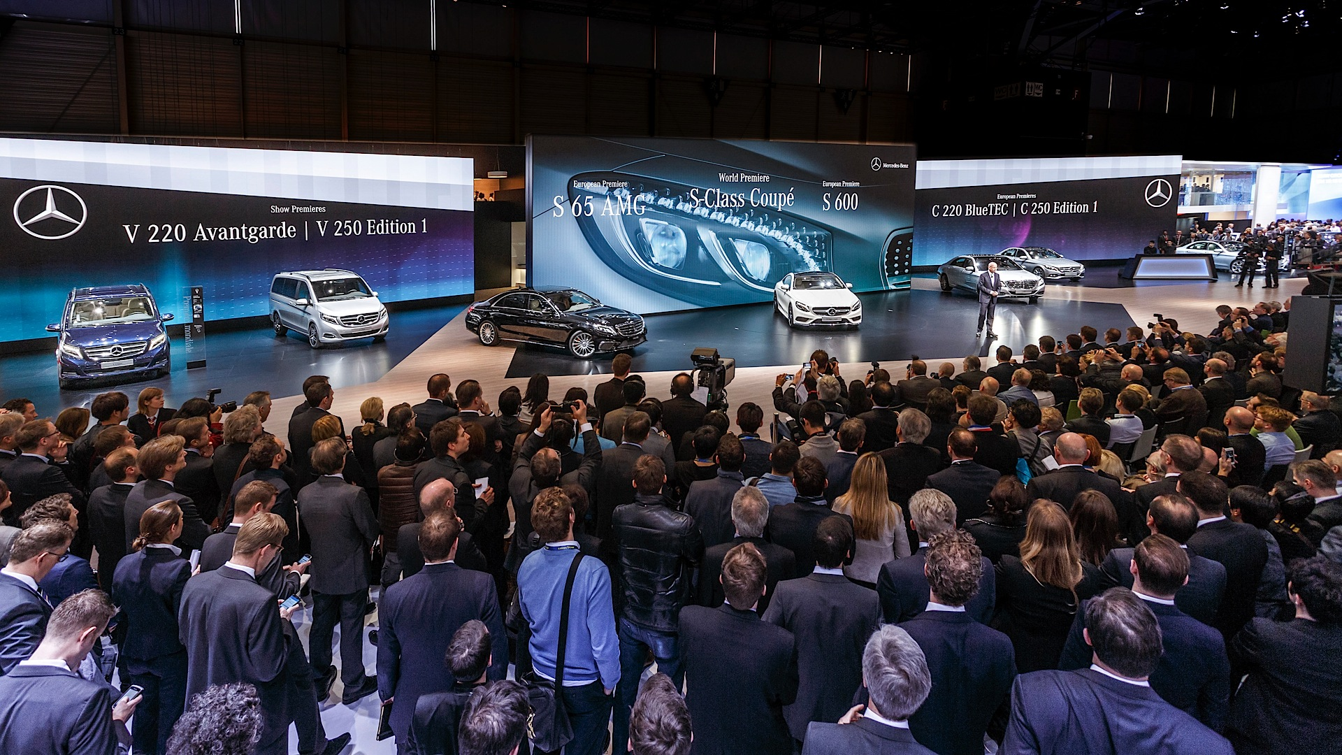 a guide to mercedes-benz premieres at the geneva motor show 2014