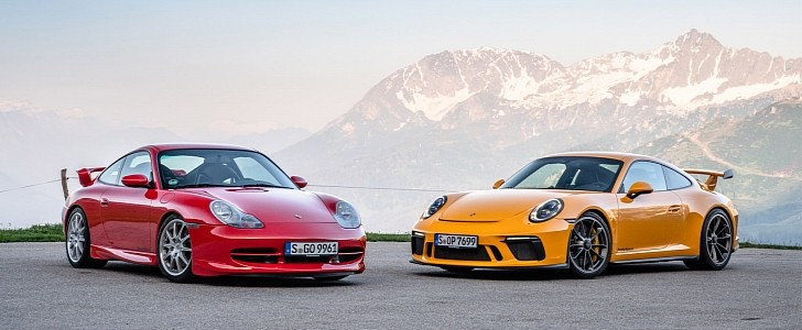 A Guide to the Origins of Porsche's GT3 Name