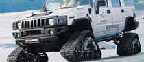 A Hummer That Will Survive: H2 Bomber by Geiger