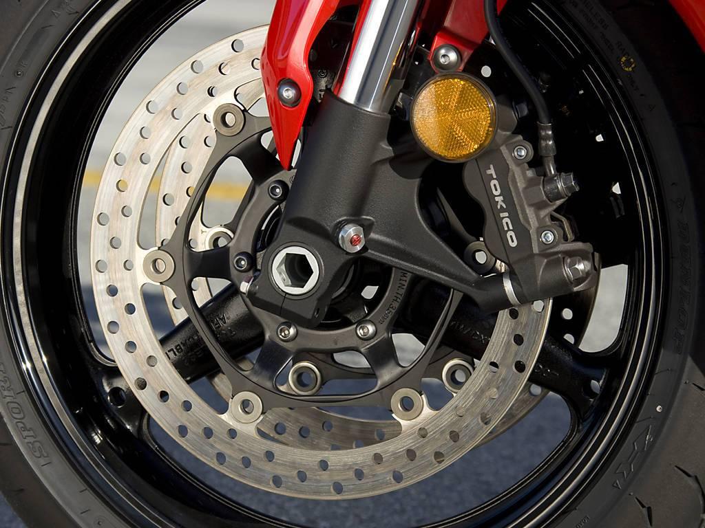 Brake Disc Dimensions Motorcycle