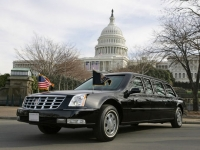 The new president will get a new shinny limo