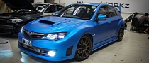 A New Take on Subaru World Rally Blue [Video] [Photo Gallery]