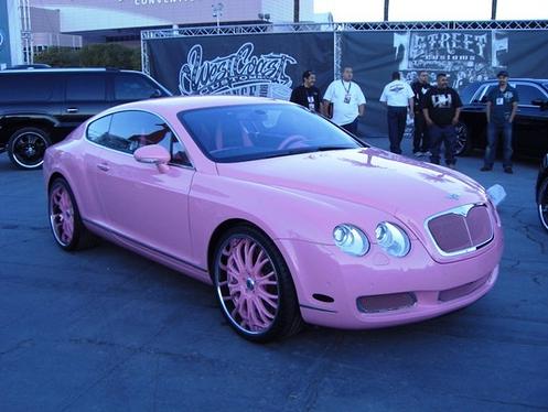 a pink bentley for paris hilton autoevolution. Cars Review. Best American Auto & Cars Review