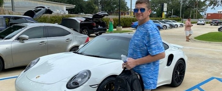 A Porsche 911 Turbo, 3 Rolexes and 2 Home-Printed Checks Land Floridian in Jail