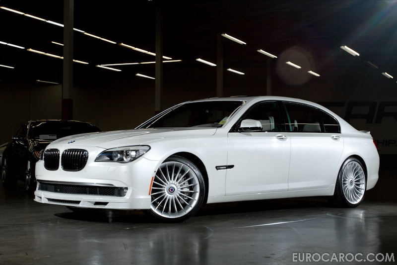 Alpina B7 By Eurocaroc