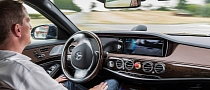 A Short History of Mercedes-Benz Autonomous Driving Technology