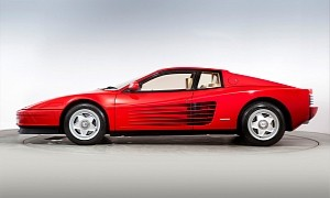 A Short History of One of the Most Popular Ferraris of All Time, the Testarossa