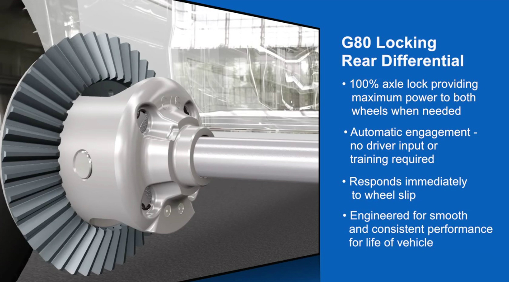 a simple guide to the g80 locking differential