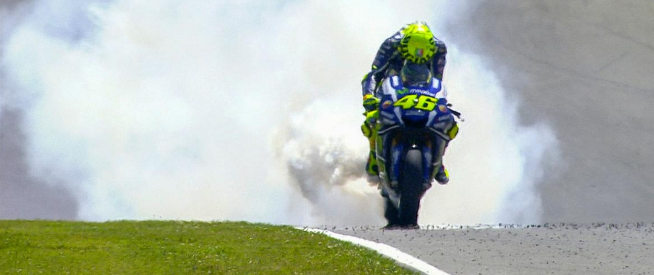 A Software Error Caused the Failure of Valentino Rossi's ...