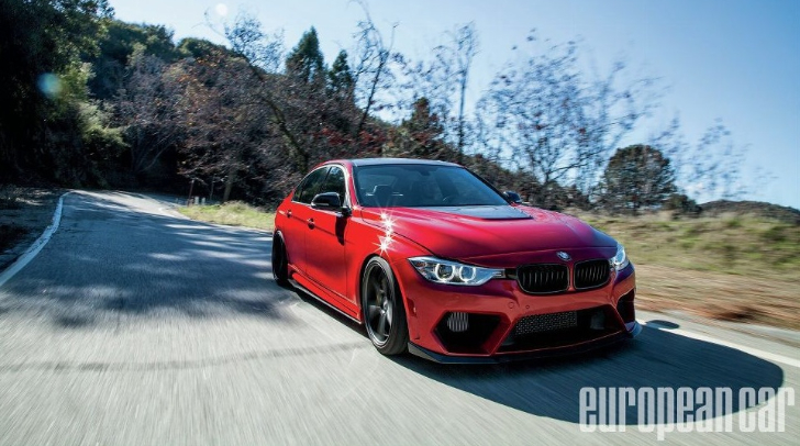 A Spec Presents Melbourne Red Bmw I Photo Gallery on Bmw 335i
