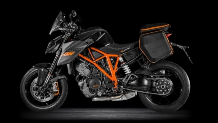 A Touring KTM 1290 Super Duke R You Never Saw Coming