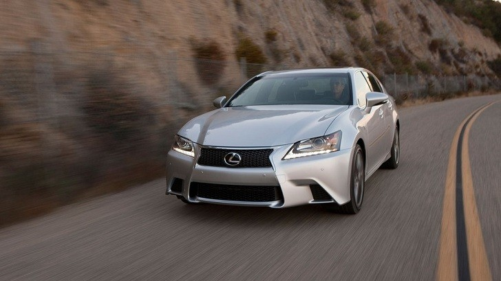 A Week in the 2013 Lexus GS 350 F Sport by MotorTrend