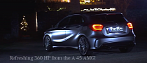 A45 AMG Will Scare the Grandma Out of You [Video]