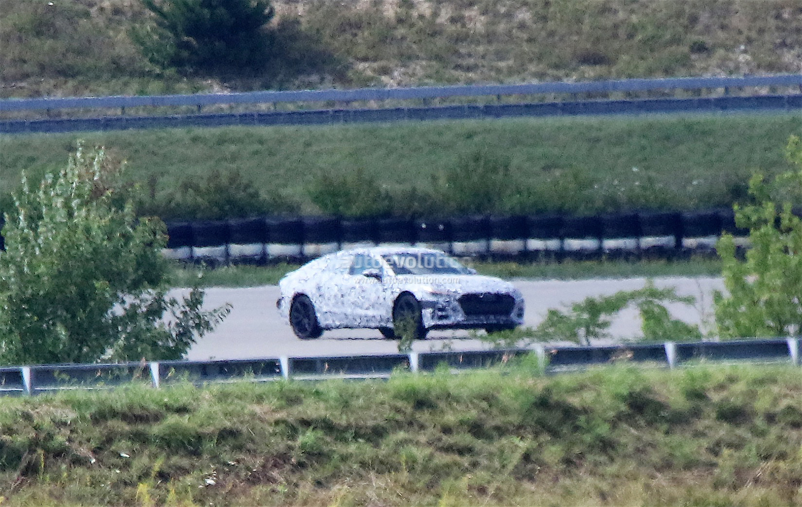 Next Generation Audi A7 Spied From A Distance Some Things Never Change Autoevolution
