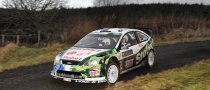 Aava Leads Rally Ireland, Loeb Closes Gap