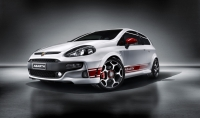 Abarth Punto Evo photo