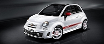 Abarth 500C With Manual Transmission Now Available