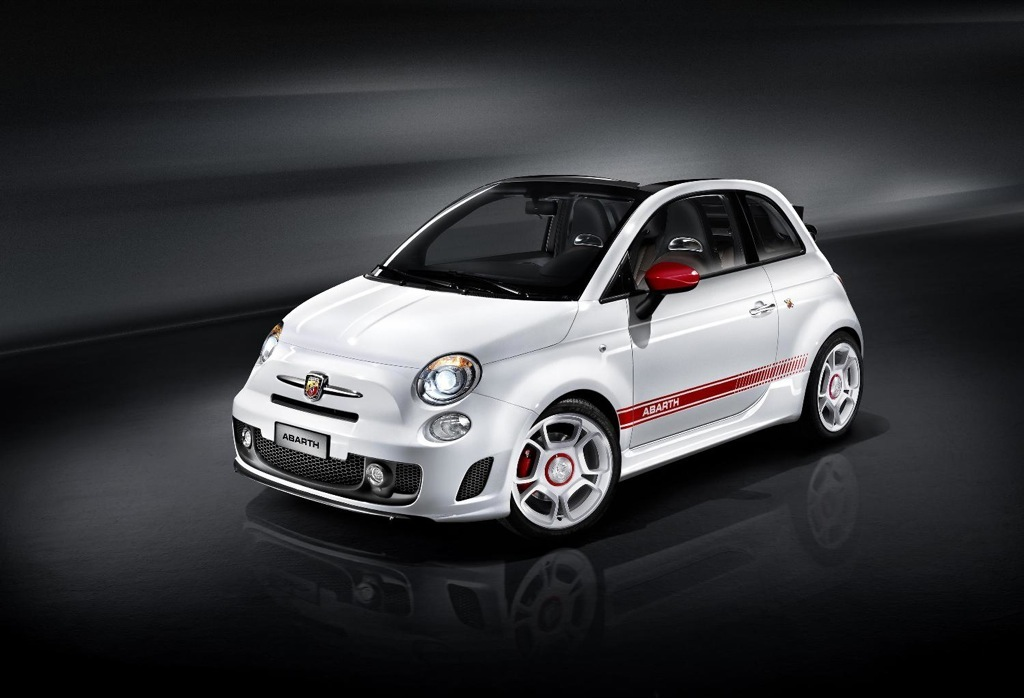abarth 500c with manual transmission now available autoevolution. Black Bedroom Furniture Sets. Home Design Ideas