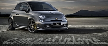 Abarth 595 Competizione Ready for Geneva