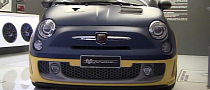 Abarth 695 Fuori Serie Debuts in Paris [Video]