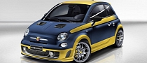 Abarth 695 Fuori Serie Coming to Paris