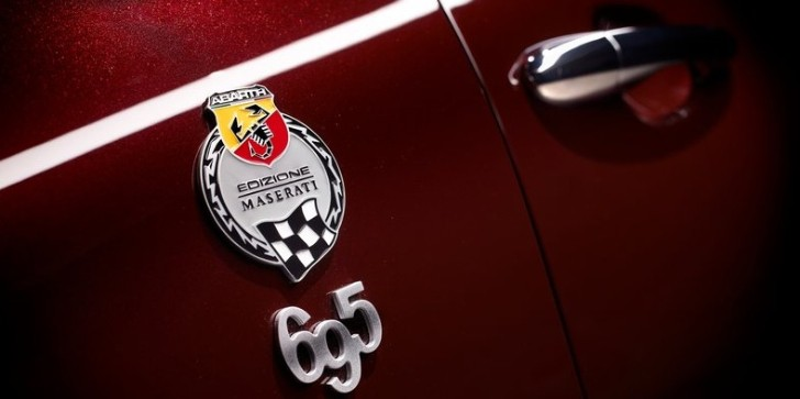 Abarth 695 Maserati Edition UK Pricing Announced