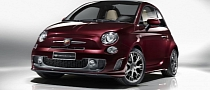 Abarth 695 Tributo Maserati Coming to Mille Miglia 2012