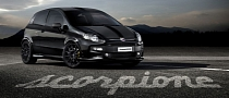 Abarth Punto Scorpione Ready for Geneva