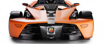 Abarth Sports Car to Use KTM X-Bow Platform