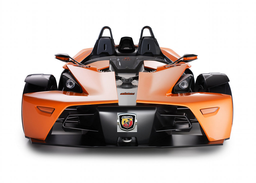 abarth sports car to use ktm x bow platform autoevolution. Black Bedroom Furniture Sets. Home Design Ideas