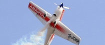 Abarth Stunt Plane Coming to Goodwood