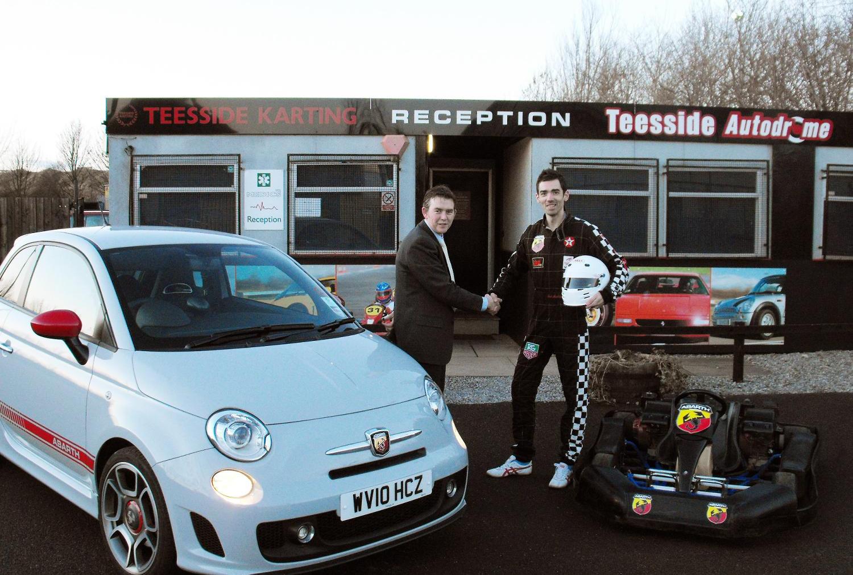 Abarth to Sponsor UK Karting Series in 2011 - autoevolution