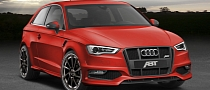 ABT Announces 2013 Audi A3 Tuning Program