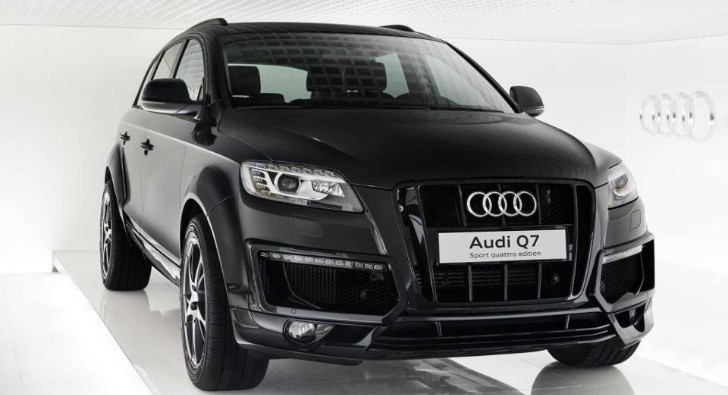 ABT Announces a Special Audi Q7 for Russia Only