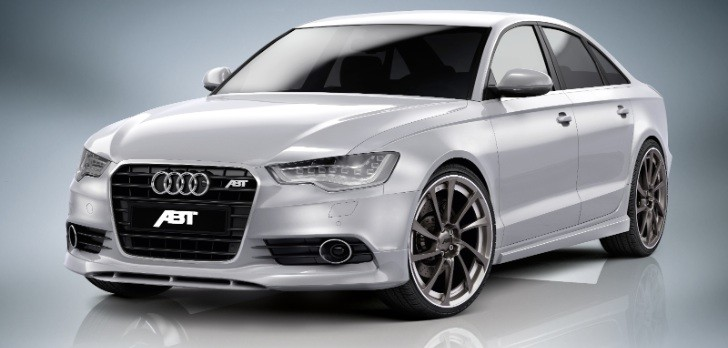 ABT AS6 (Audi A6) Gets Extra Diesel Power