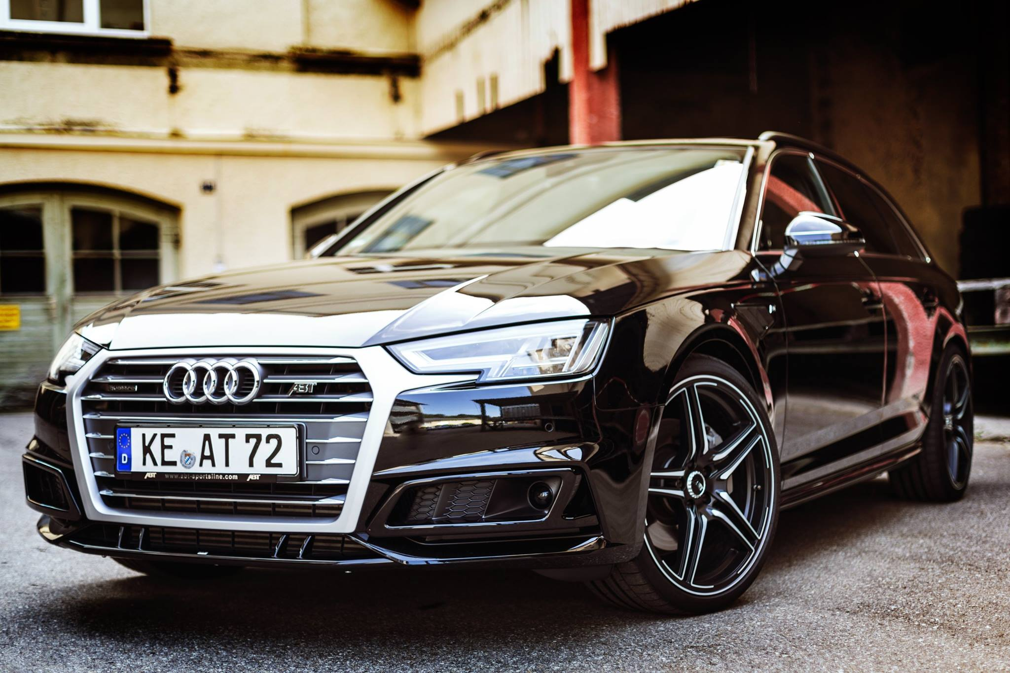 ABT Audi AS4 Avant Makes 325 HP on Diesel, Hits 163 MPH in Germany - autoevolution