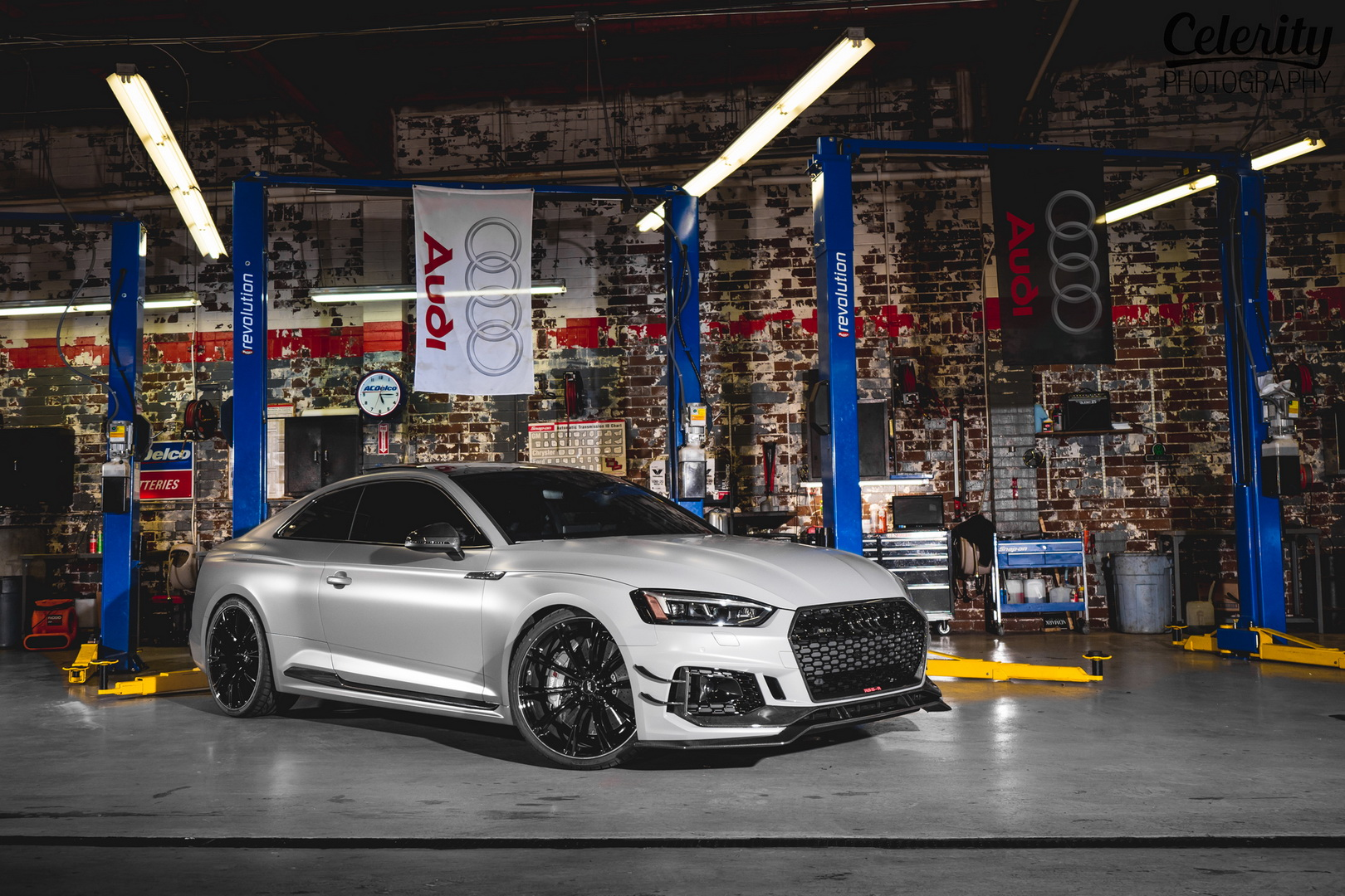Abt Audi Rs5 R And Sq5 Widebody Coming To Sema Autoevolution