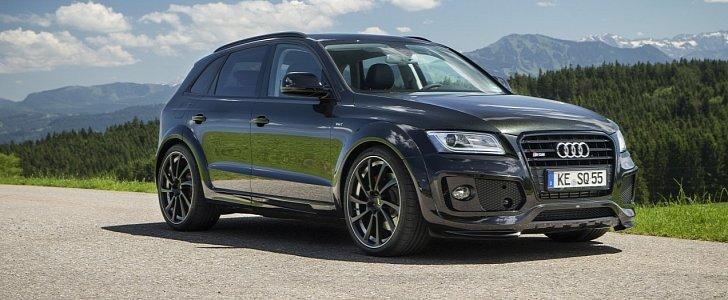 Audi Rs Q5 >> ABT Audi SQ5 TDI Produces 380 Horsepower - autoevolution