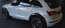 ABT Audi SQ5 Walkaround: The Stormtrooper SUV [Video]