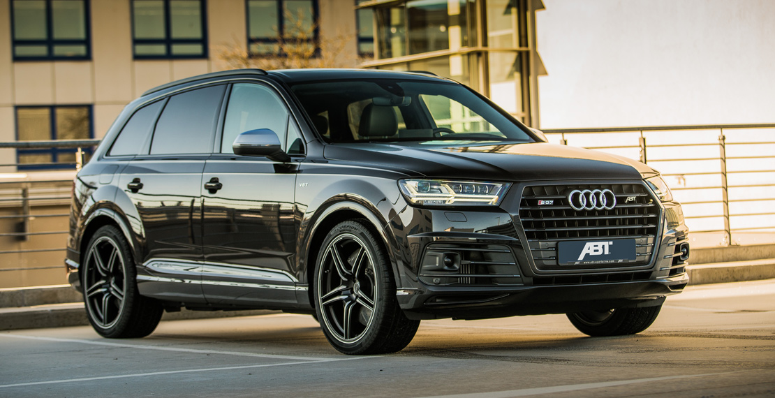 Abt Audi Sq7 Packs 520 Hp 970 Nm And Sound Control