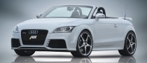 Abt Audi TT RS Does Sixty in 4.3s