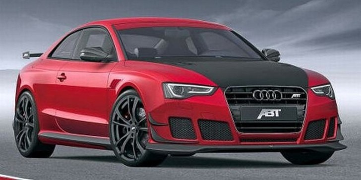 ABT Bringing 470 HP Audi RS5-R to Geneva