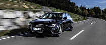 ABT Gives Audi RS4 Avant Extra Aggression [Photo Gallery]