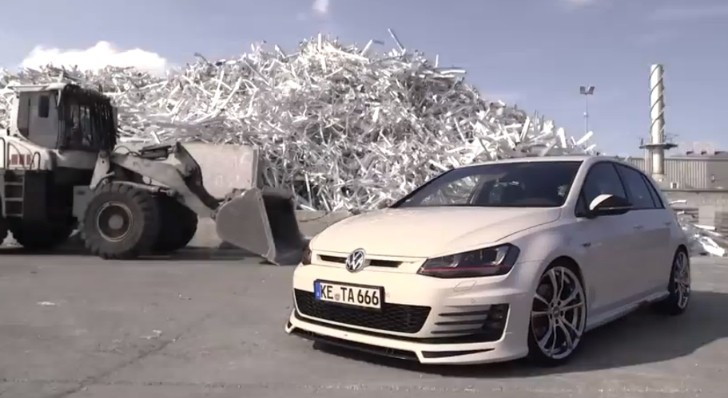 ABT Golf 7 GTI Makes Video Debut [Video]